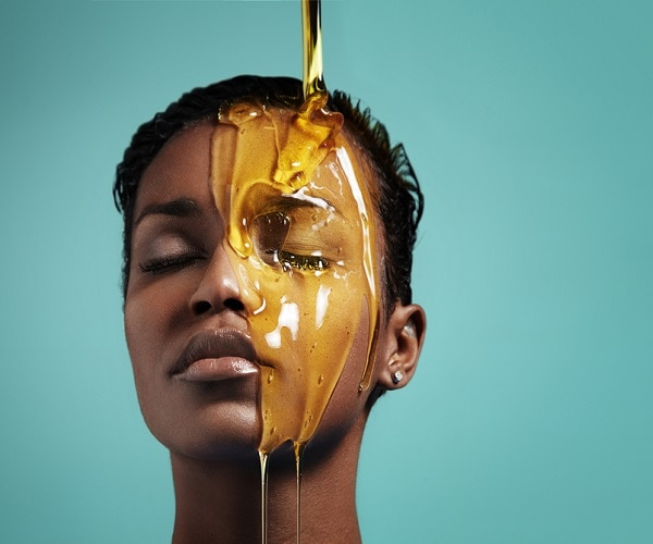 honey cleanser face mask