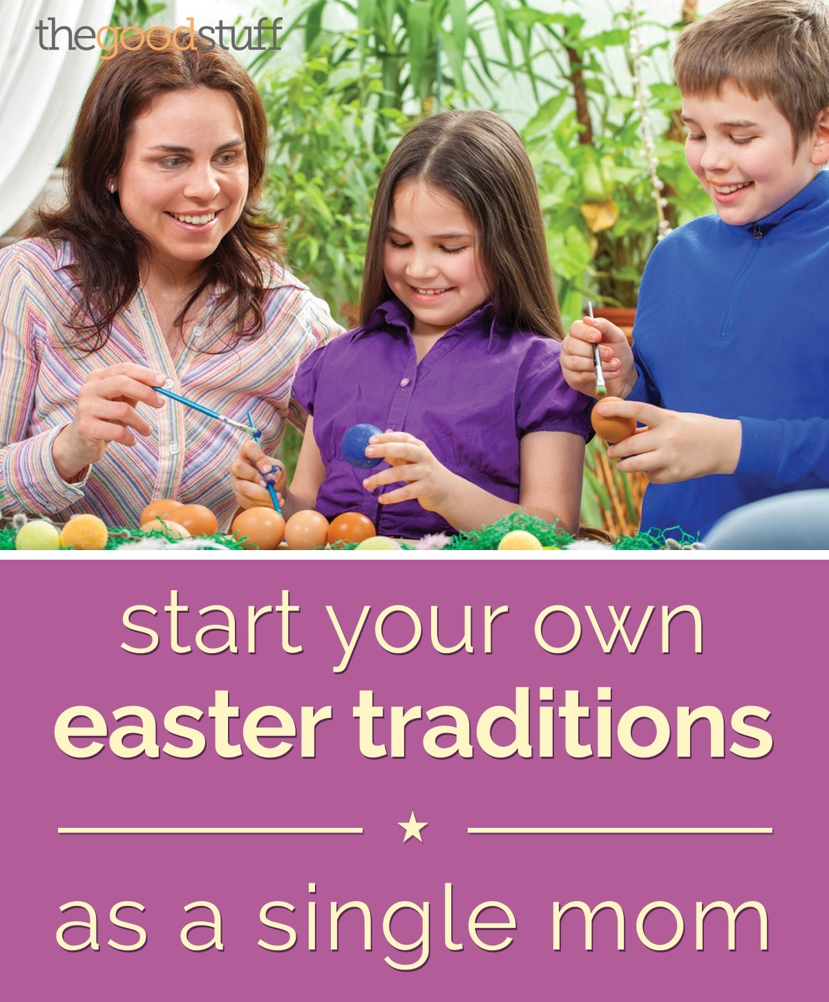 life-single-mom-easter-traditions