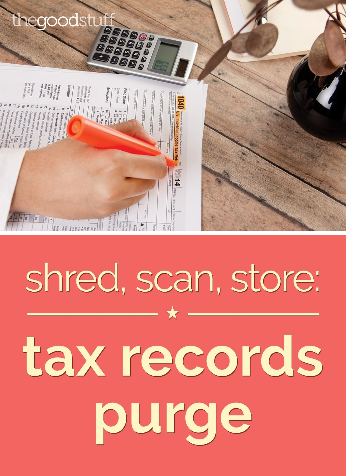 save-tax-records