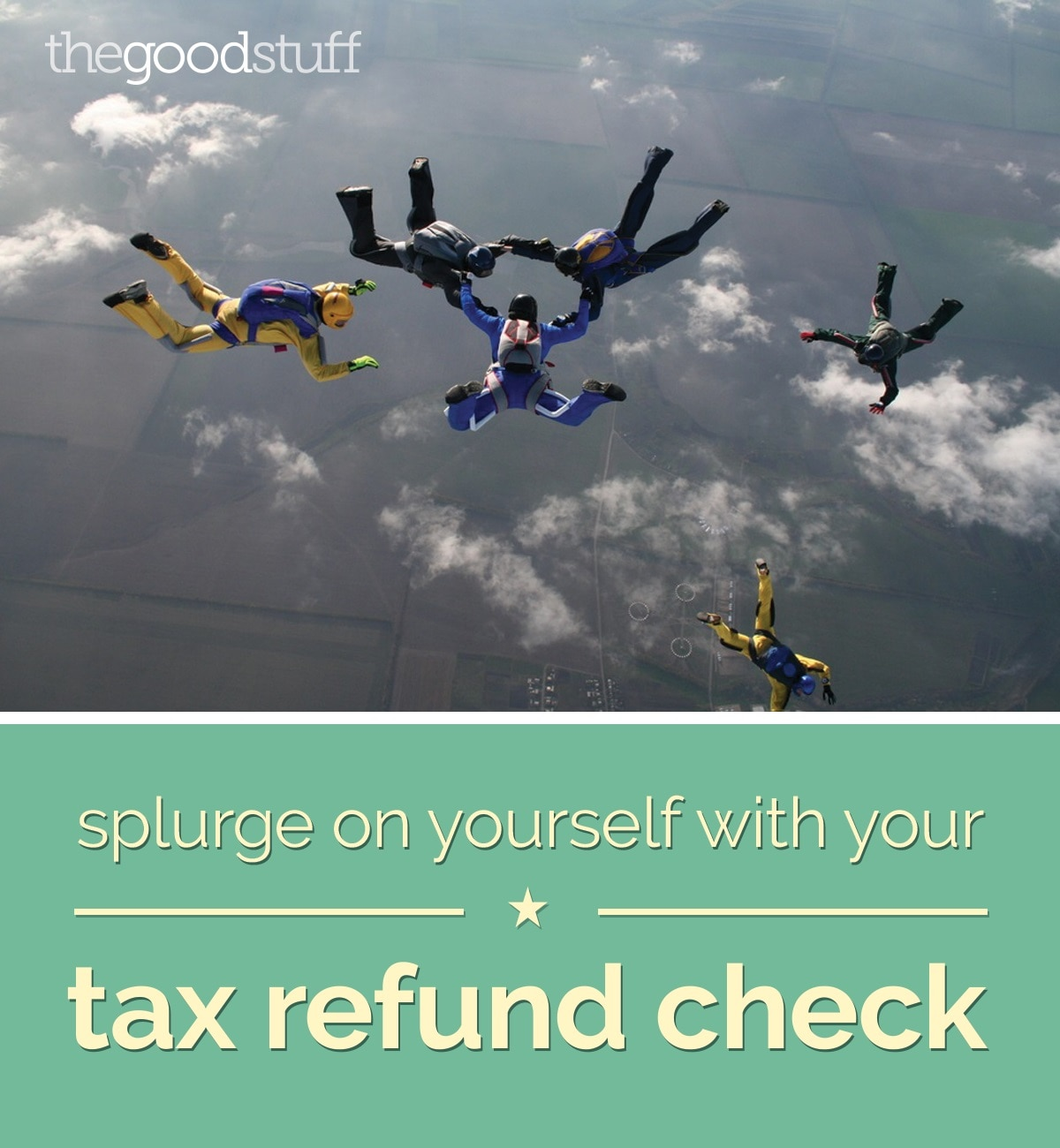 save-tax-refund-splurge