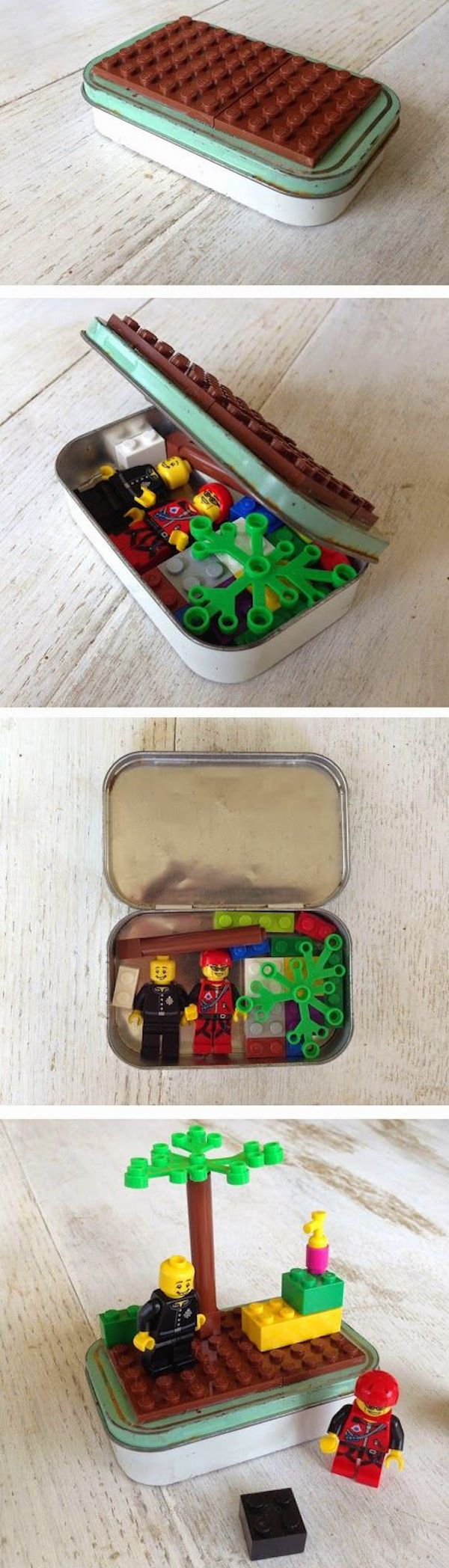 11. altoid tin toy box
