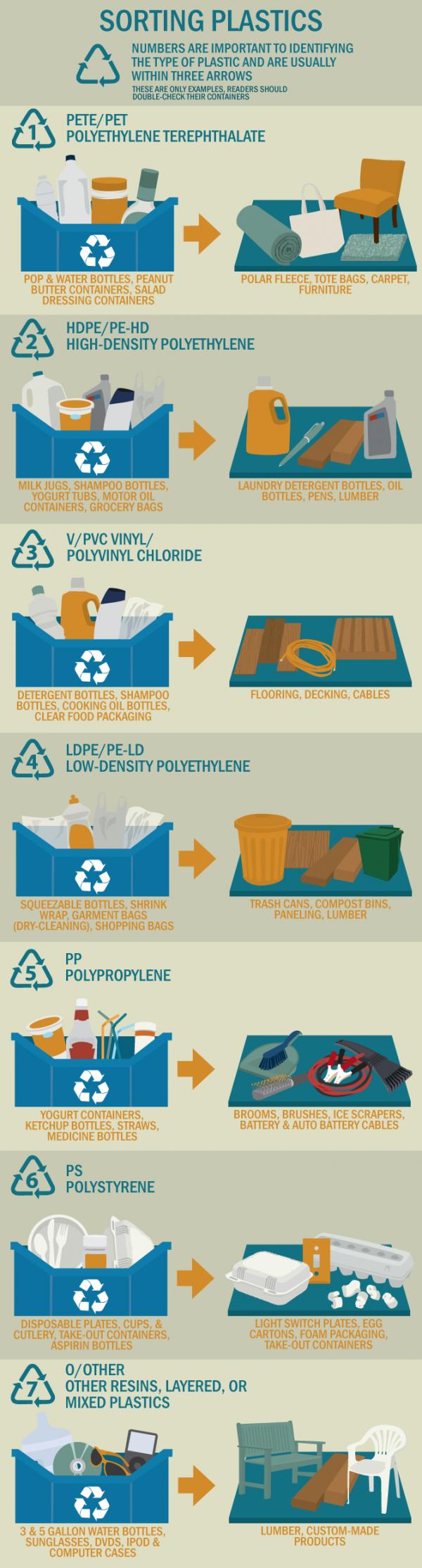 3 Sorting Plastics