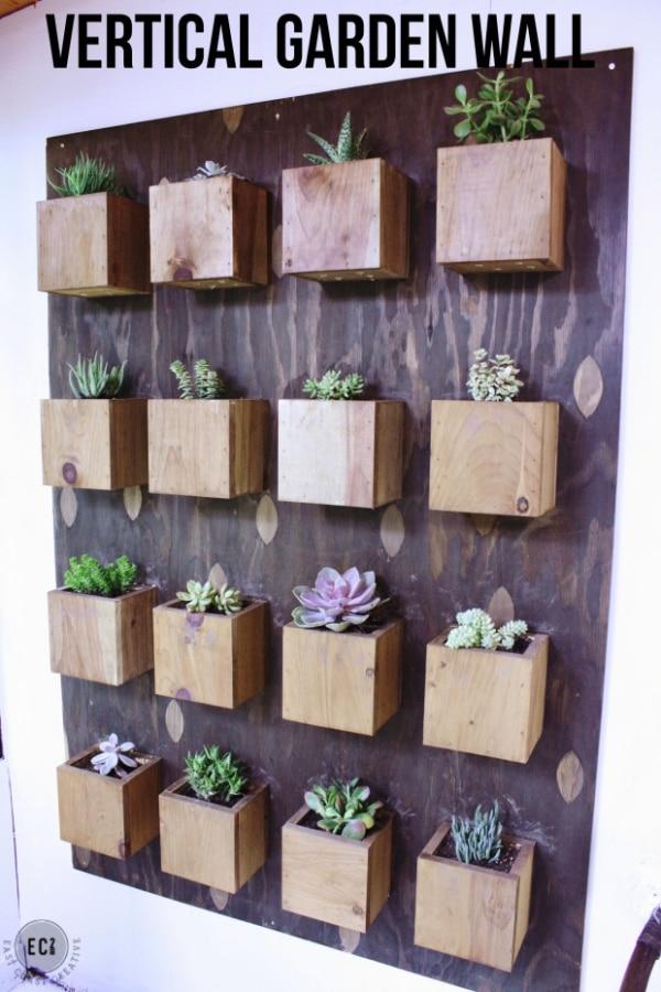 8 Garden Wall