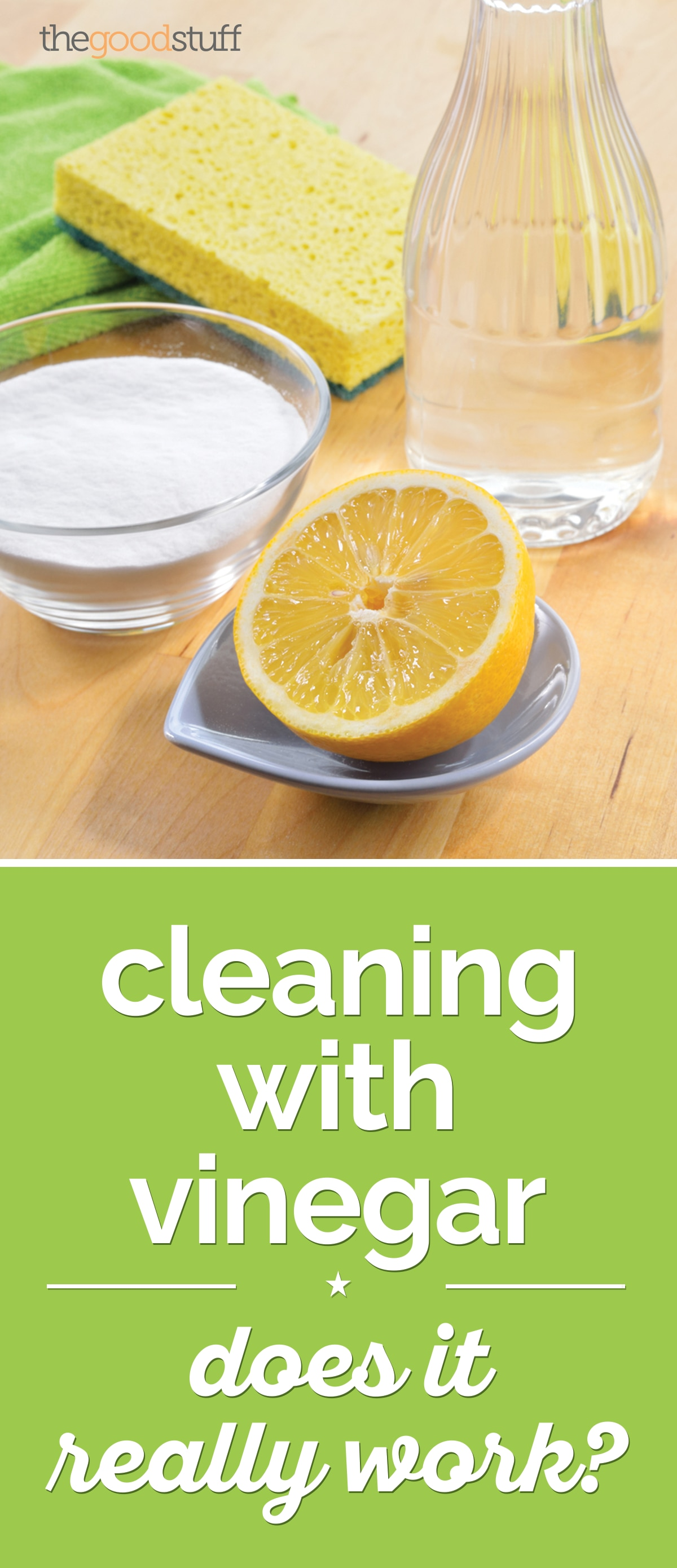 Cleaning With Vinegar Does It Really Work Thegoodstuff