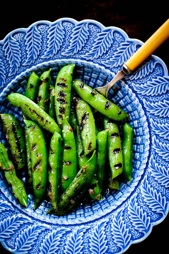 In Season Peas #4