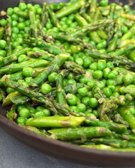 In Season Peas #9