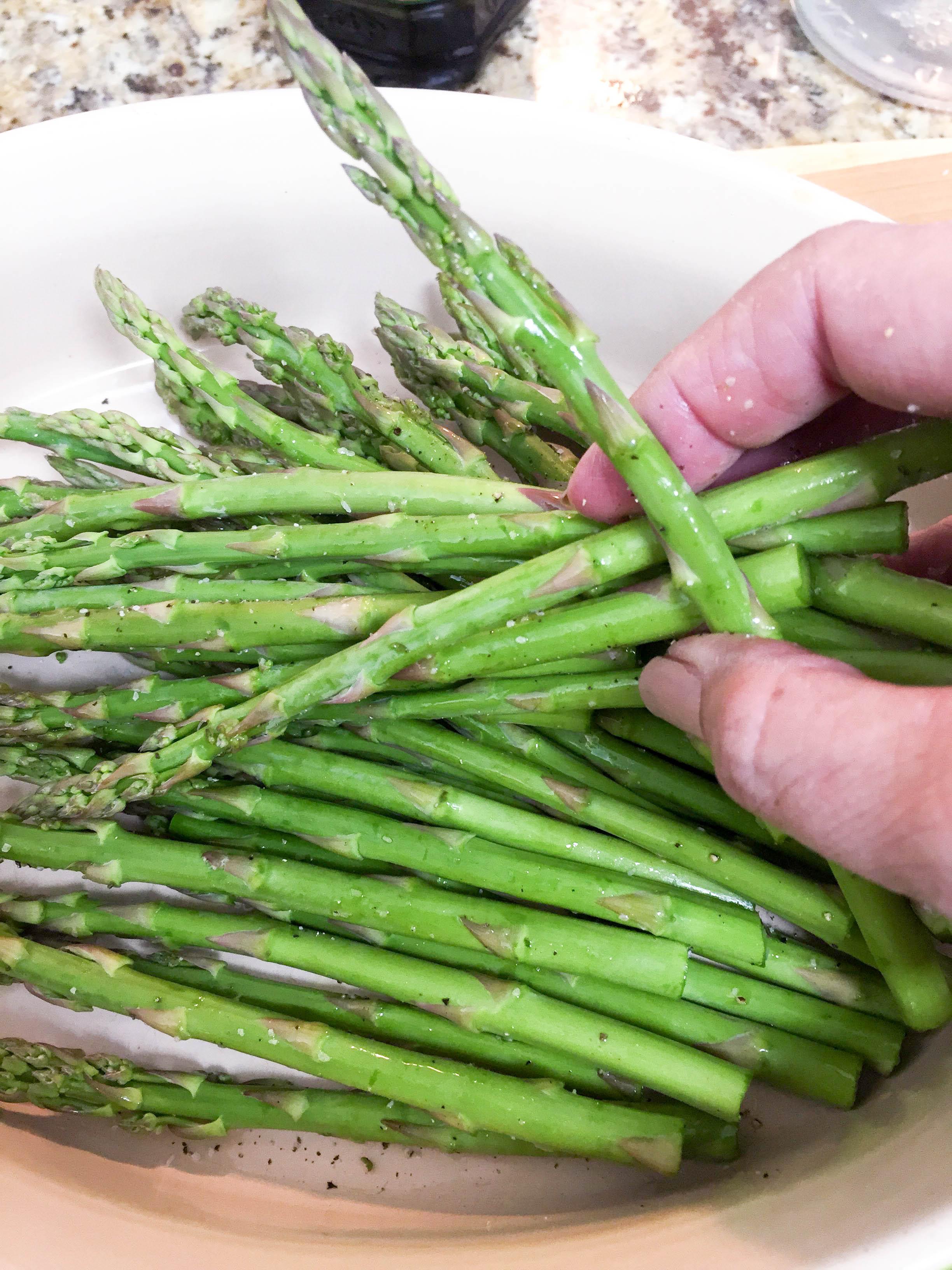 Roasted Asparagus #2