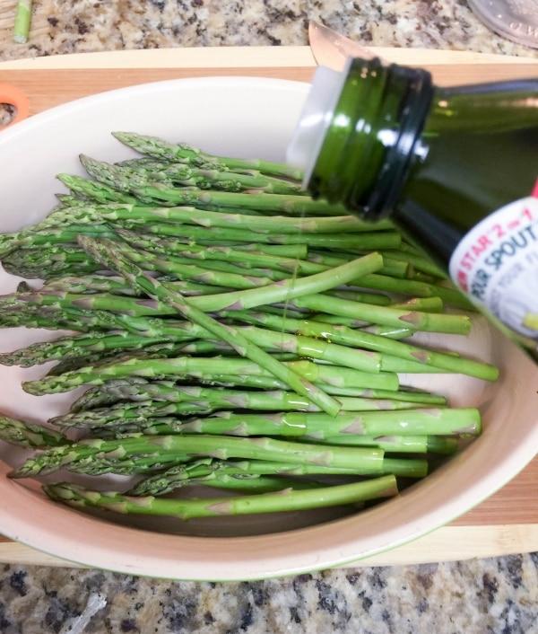 Roasted Asparagus #3