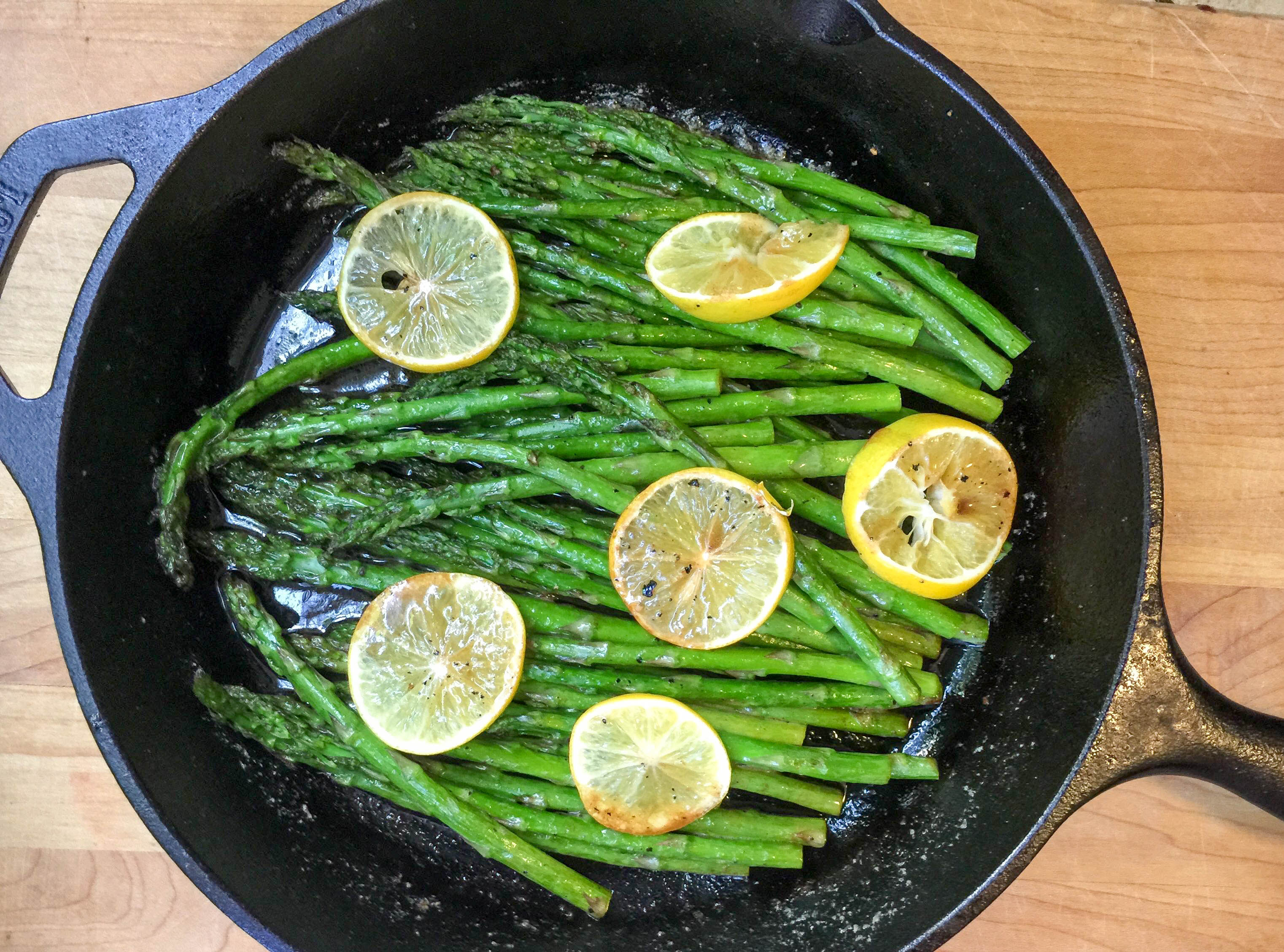 Roasted Asparagus Beauty