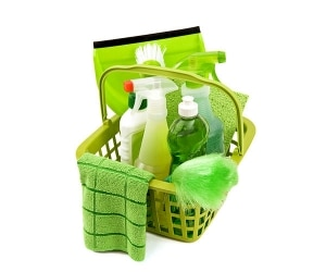 Make Your Own Green Cleaning Products