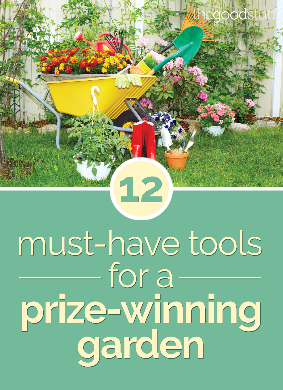 12 must have tools for a prize winning garden thegoodstuff for Gardening tools must have