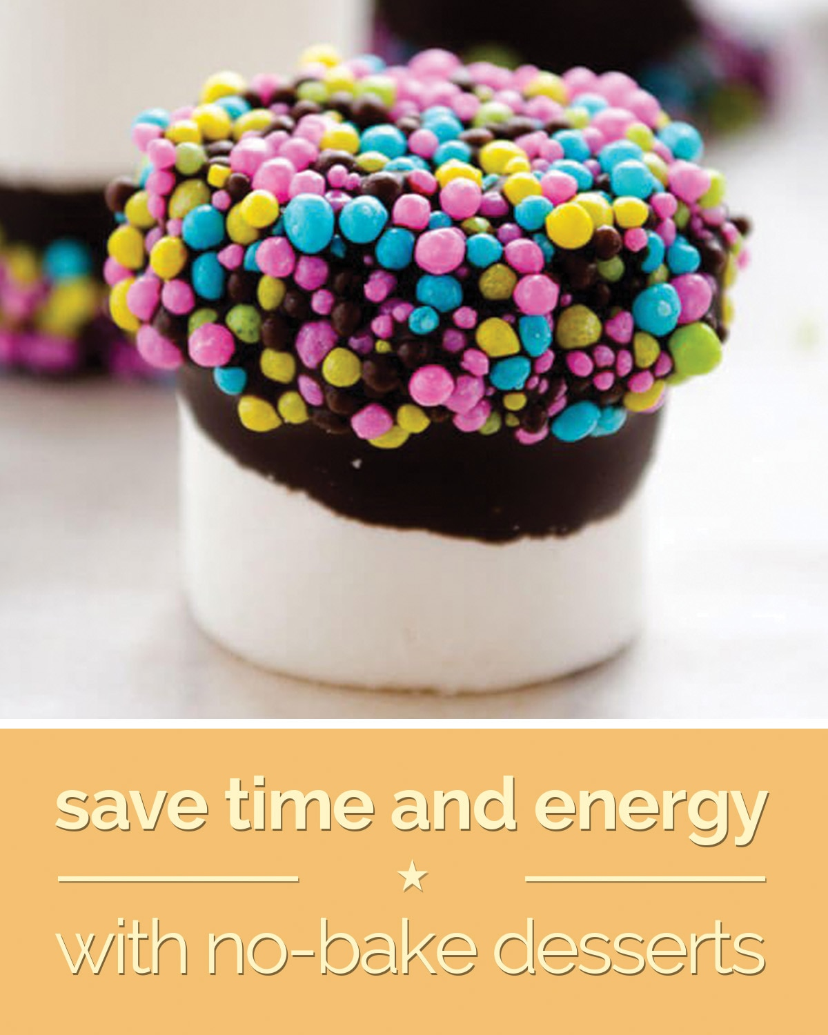 Save Time and Energy With No-Bake Desserts | thegoodstuff