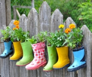 15 Upcycled Planters Turn Trash into Treasure