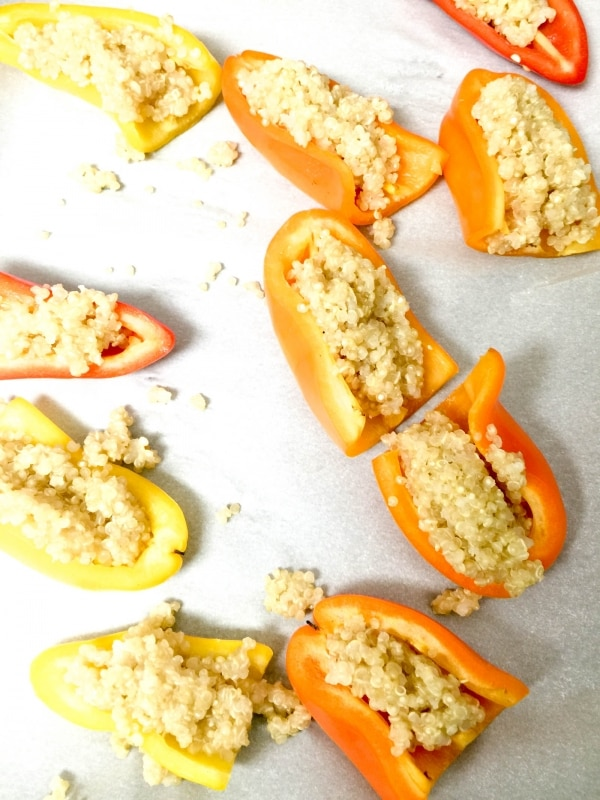 Coconut Quina Peppers #6