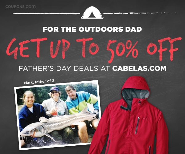 Father's Day Gift Guide: Outdoors Dad | thegoodstuff