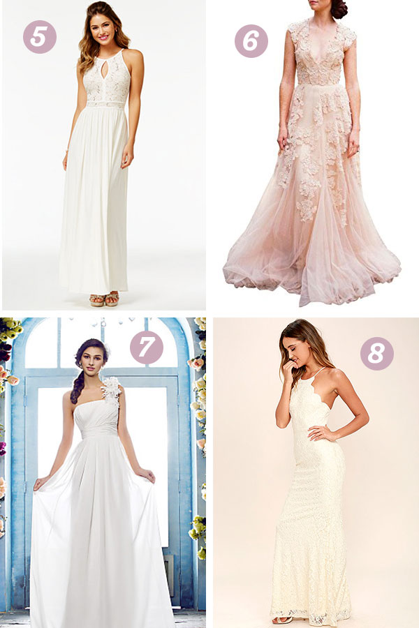 30 Perfect Wedding Dresses Without the Shocking Price Tag | Coupons.com
