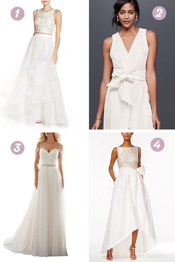 2616ba4f3fb 30 Perfect Wedding Dresses Without the Shocking Price Tag