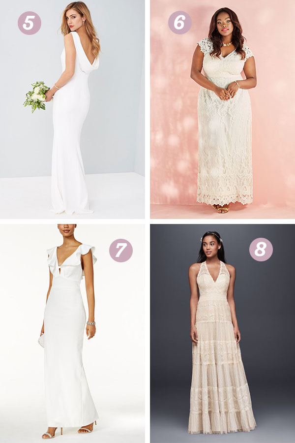 30 Cheap Wedding Dresses for Sale | thegoodstuff