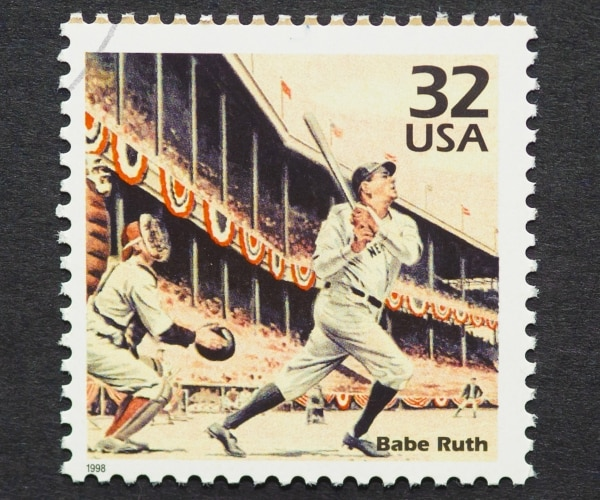 eBay Auction — Babe Ruth and Dr. Martin Luther King, Jr.