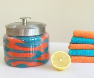 Save Money With DIY Cleaning, Laundry and Storage Products