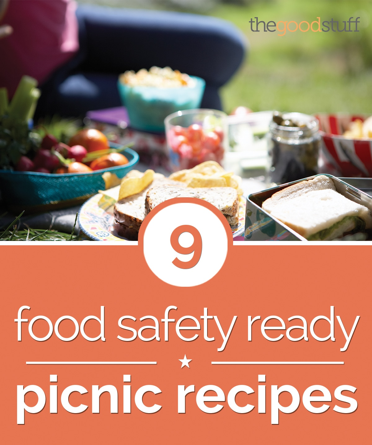 9 Food Safety Ready Picnic Recipes | thegoodstuff