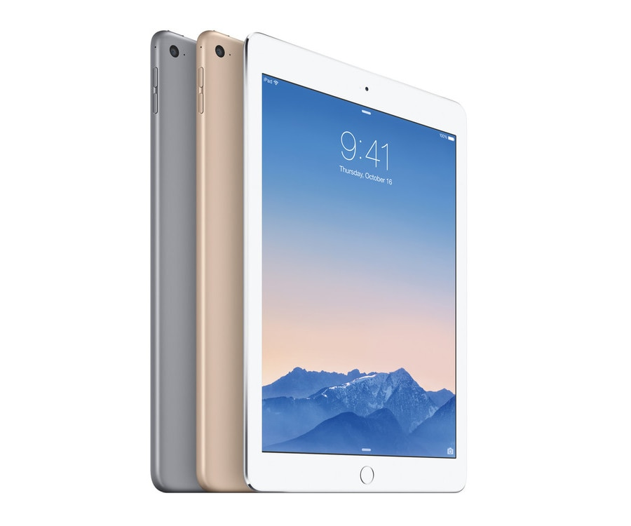 Deal of the Week: 20% Off iPad Air 2 | thegoodstuff
