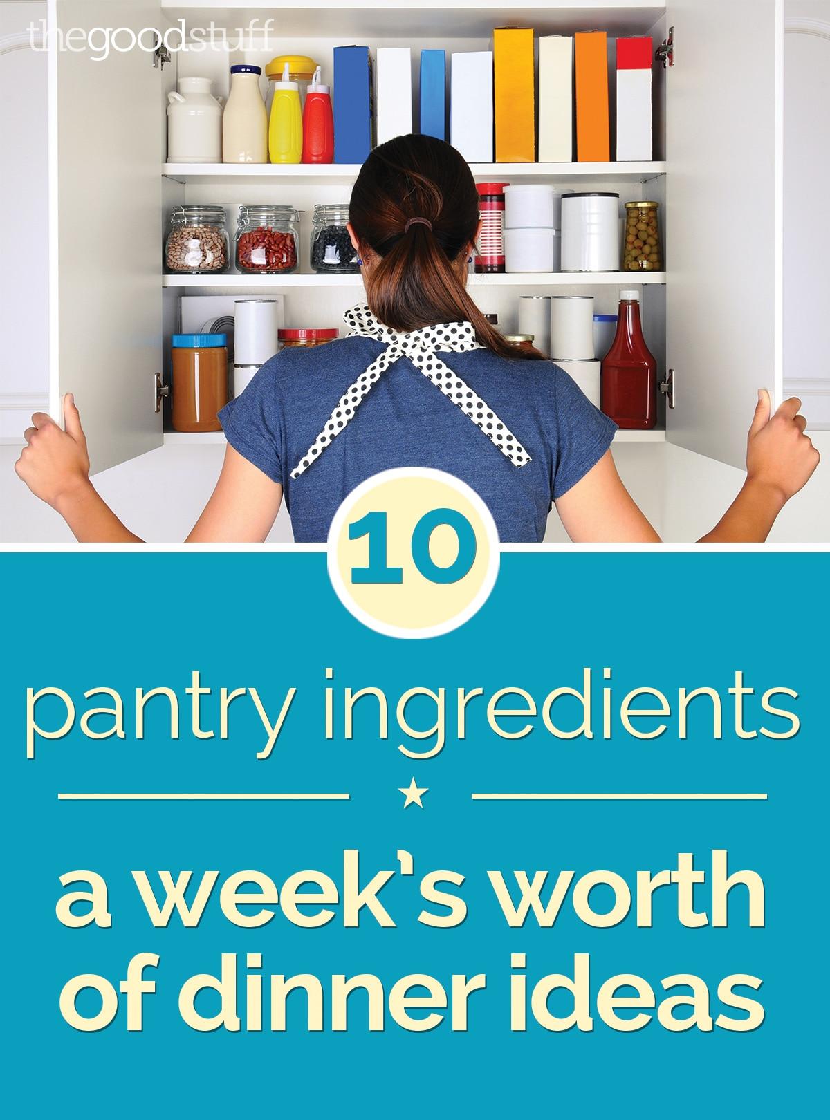 pantry-recipes