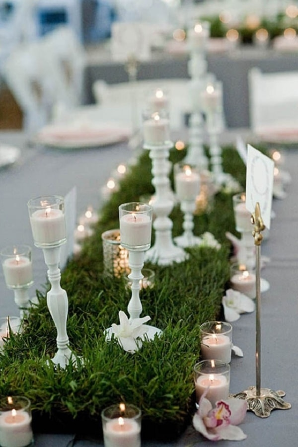 thegoodstuff catching inexpensive wedding centerpieces