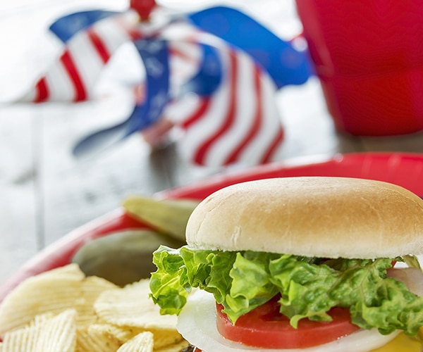 Throw a 4th of July BBQ For Under $3 Per Person