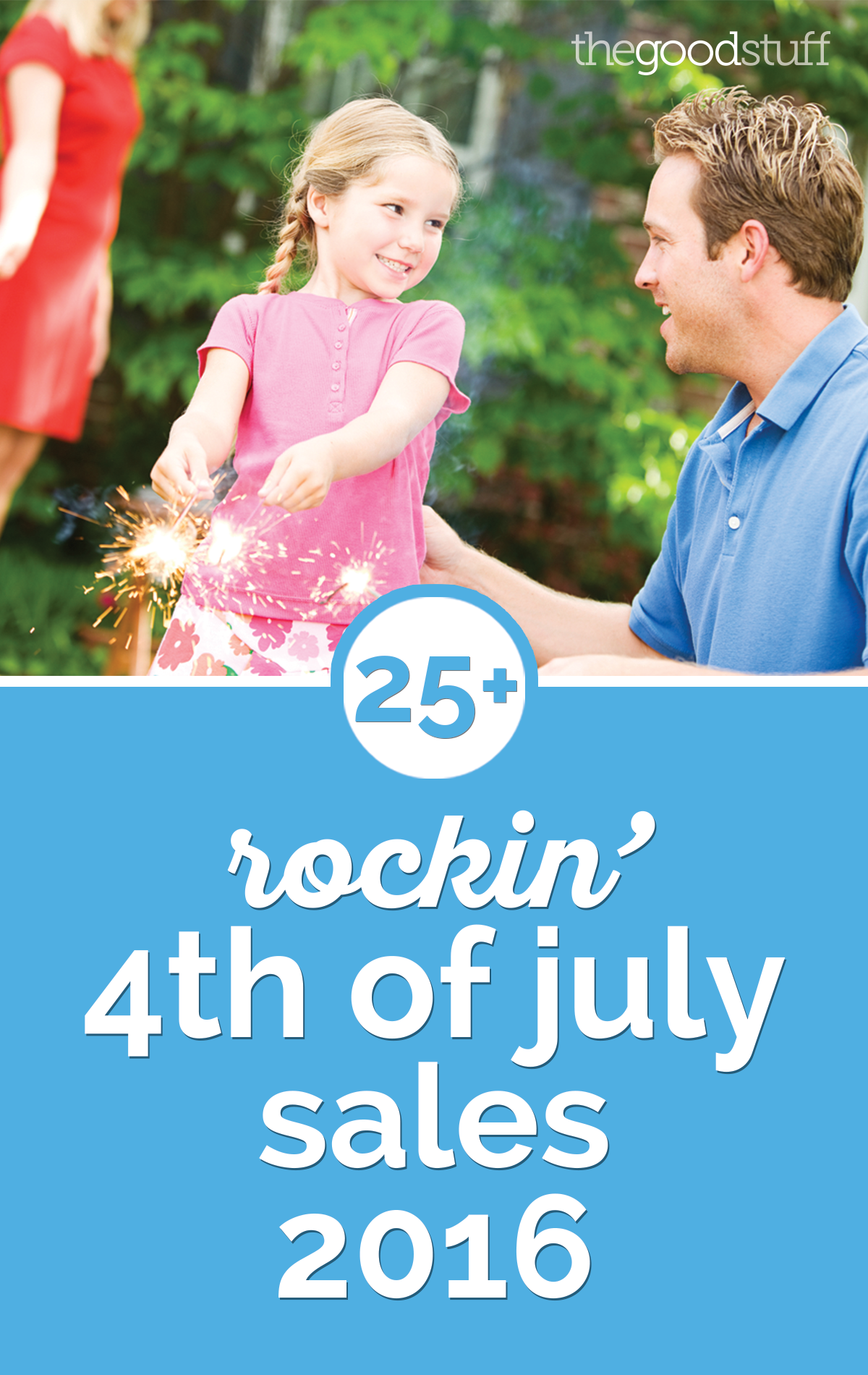 25+ Rockin' 4th of July Sales 2016 | thegoodstuff