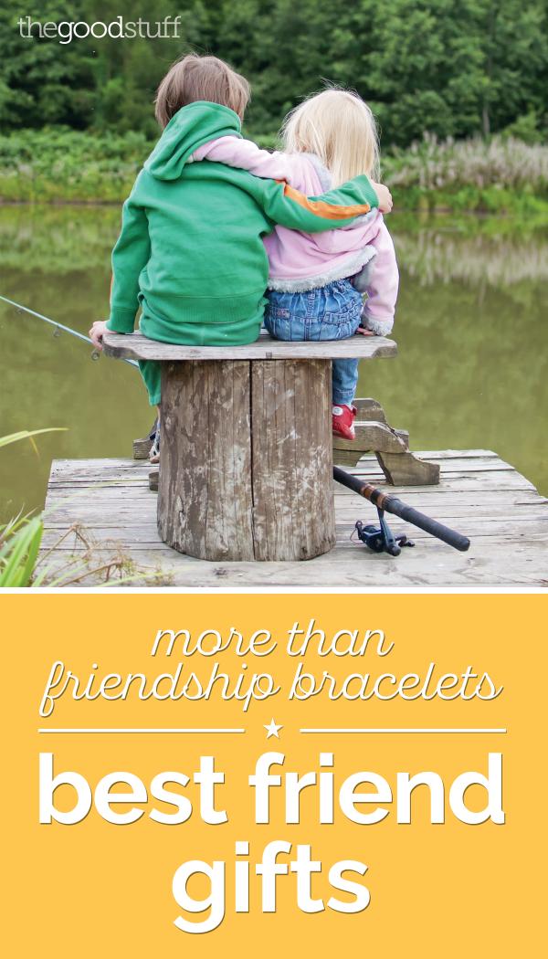 More than Friendship Bracelets — Best Friend Gifts | thegoodstuff