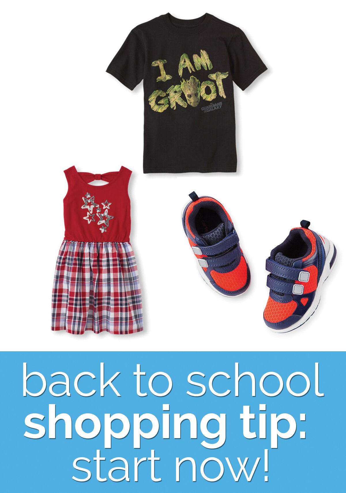 Back to School Shopping Tip: Start Now! | thegoodstuff