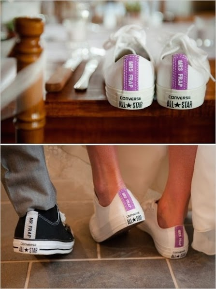 20 DIY Wedding Shoes for Every Bridal Stylethegoodstuff