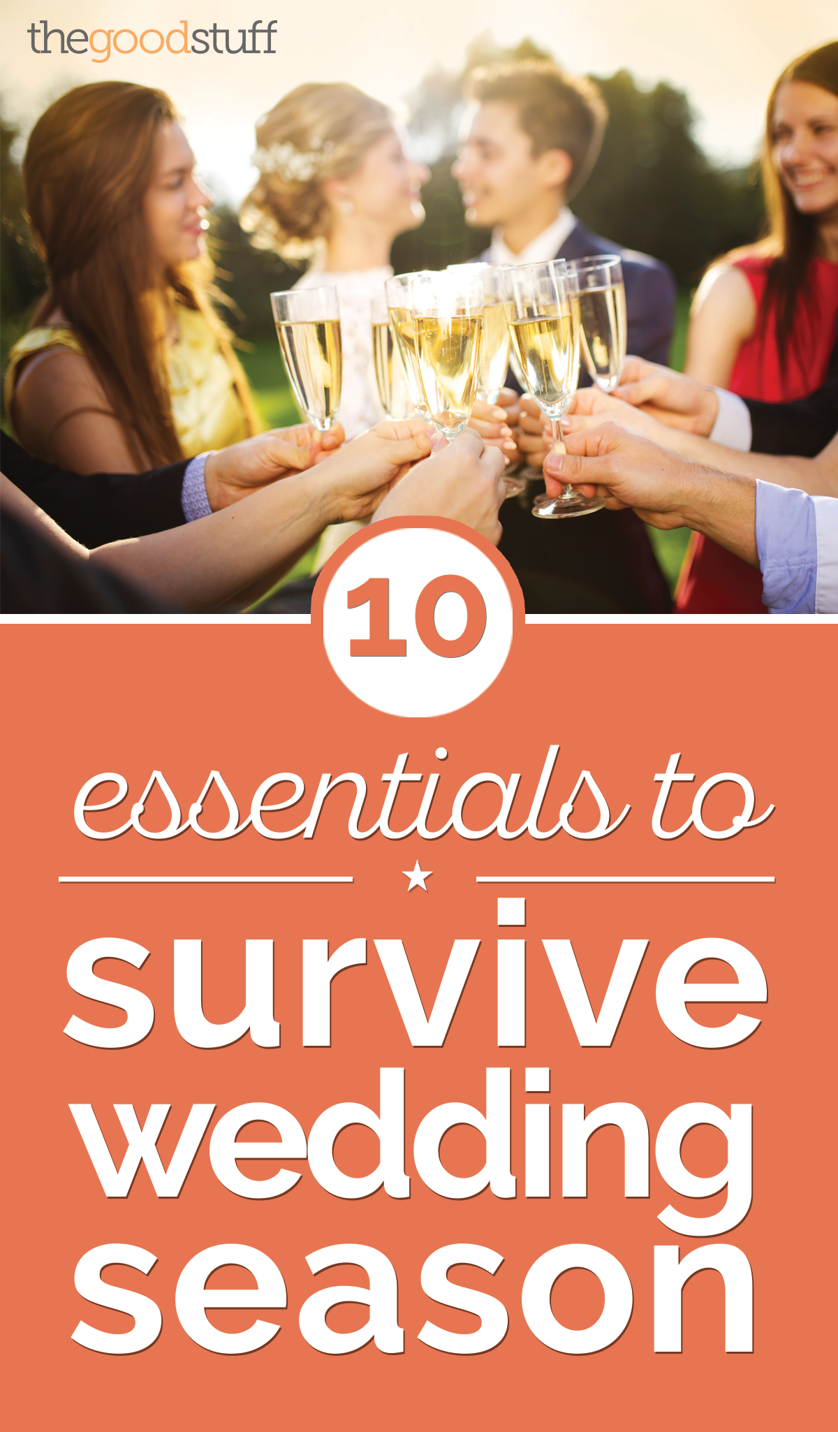 10 Style Essentials to Survive Wedding Season | thegoodstuff