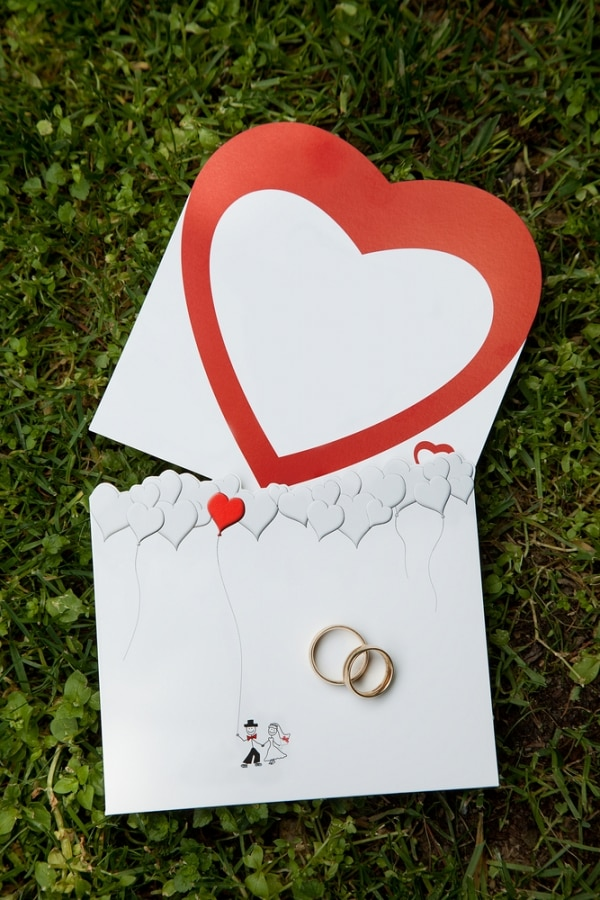 Hidden Wedding Costs: Stationery