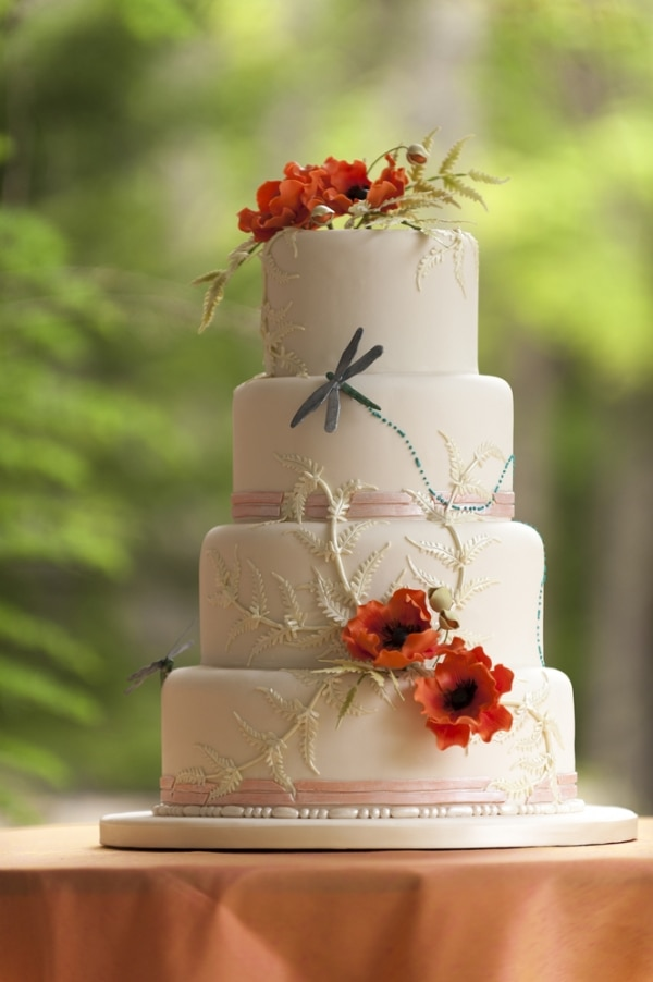 Hidden Wedding Costs: Wedding cake