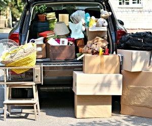 Tips for Saving Money While Moving: Setting Up Your New Home