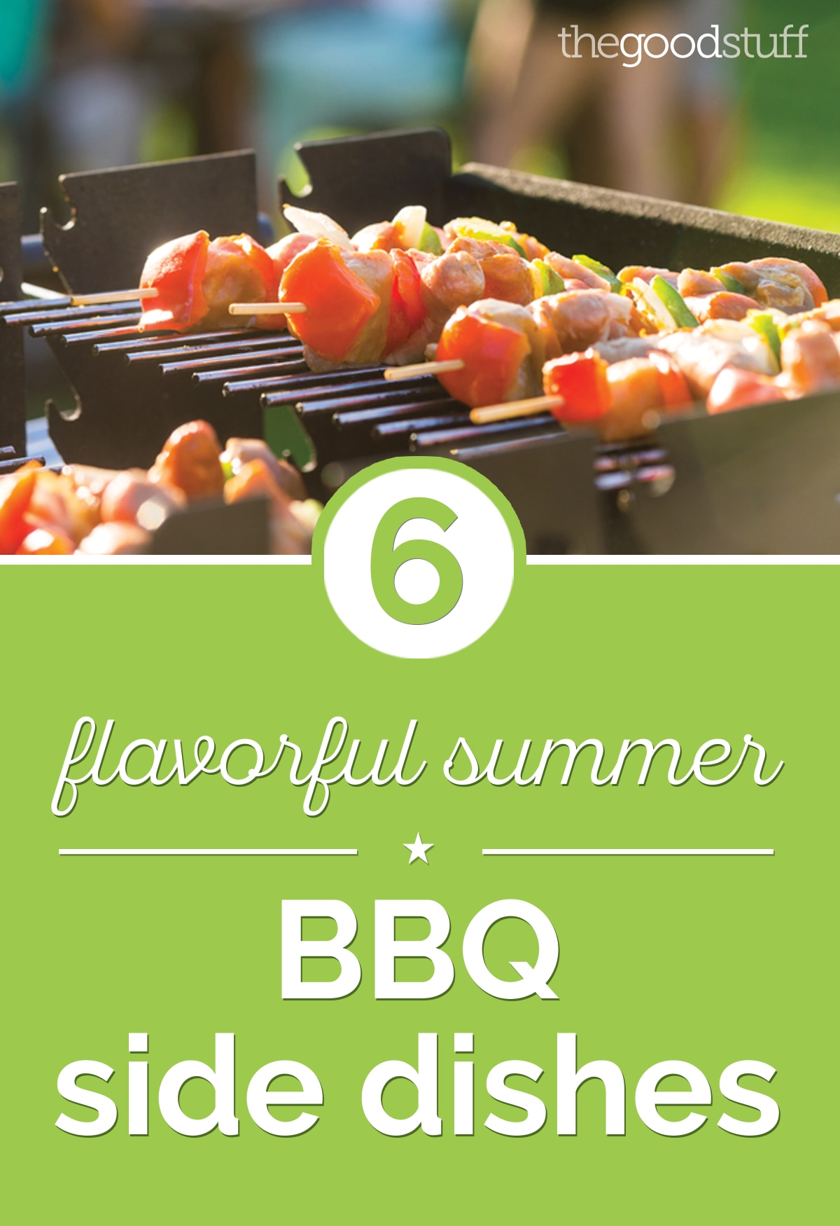 6 Flavorful Summer BBQ Side Dishes | thegoodstuff