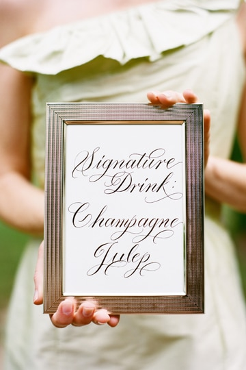 4 diy signature wedding cocktails and how to create yours unique wedding cocktails10 junglespirit Images