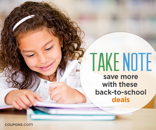 Back to School Sales: Save Big with Coupon Codes and BOGOs | thegoodstuff
