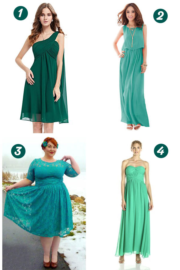 48 Cheap Bridesmaid Dresses Under $100 | thegoodstuff