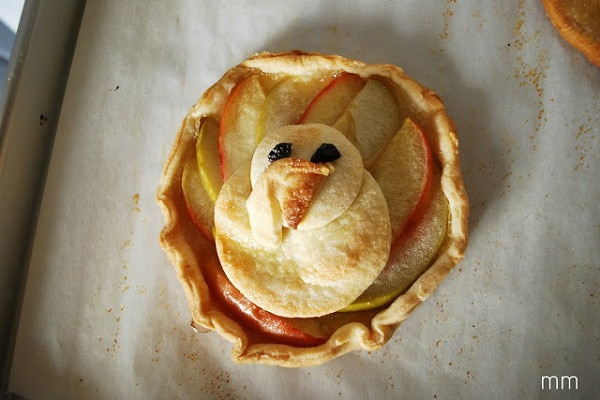 11 Edible Turkey Artistic Masterpieces