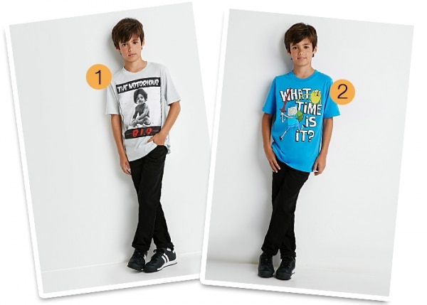 Back to School Outfit Ideas for Boys | thegoodstuff