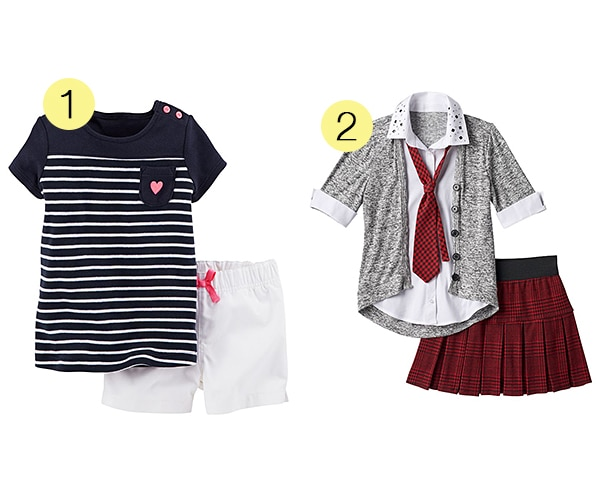 Back to School Outfit Ideas: School Outfit Ideas for Girls | thegoodstuff