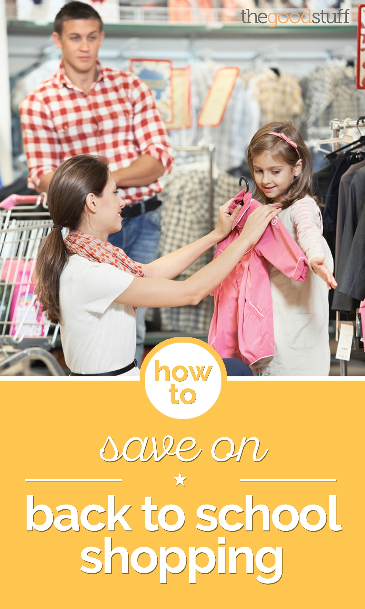 How to Save on Back to School Shopping |thegoodstuff
