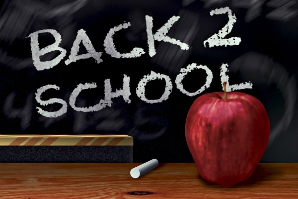 Supplies and Demand: Five Ways to Save Money on Back to School