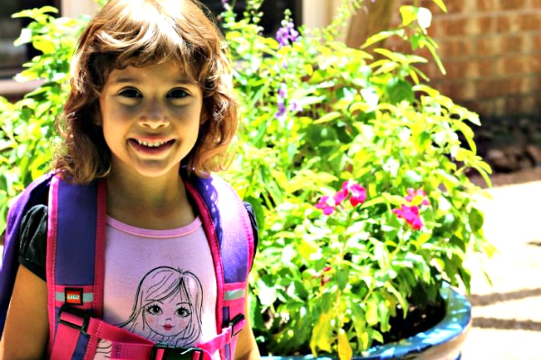 4 First Day of School Tips from a Mom of Three
