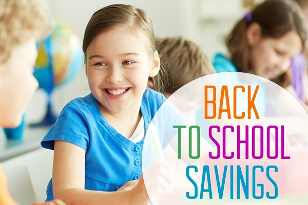 Back to School Sales: Save Big with Coupon Codes and BOGOs