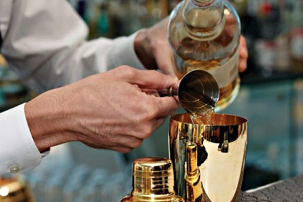 Resolve to Become the Perfect Mixologist