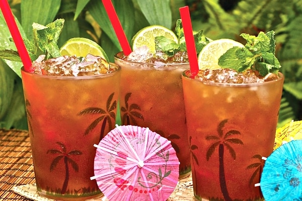 Spring Break Mai Tai (Exclusive Recipe)